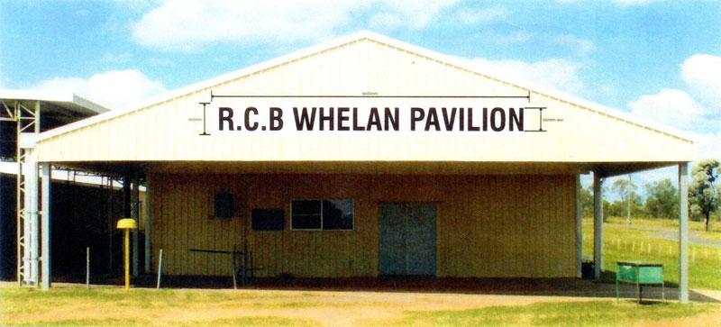 R.C.B Whelan Pavilion